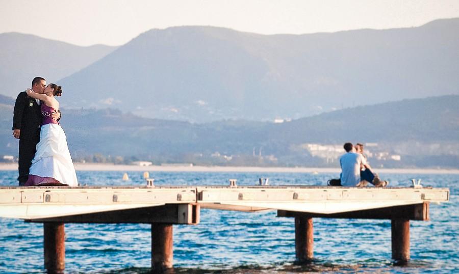 photo mariage porticcio cprse